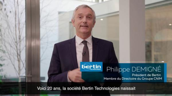 Introduction à la web série : Bertin Technologies, 20 ans d'innovation
