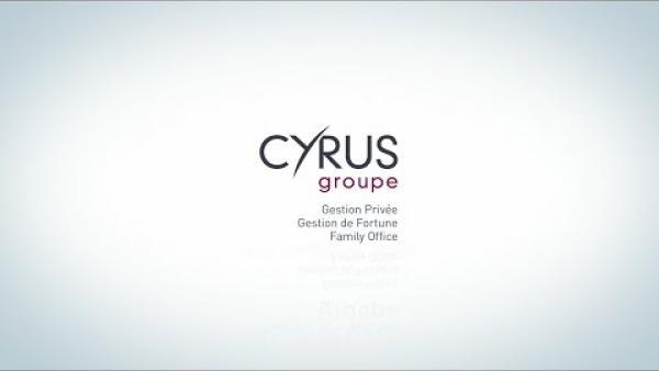 CYRUS CONSEIL - Animation du logo (10s)