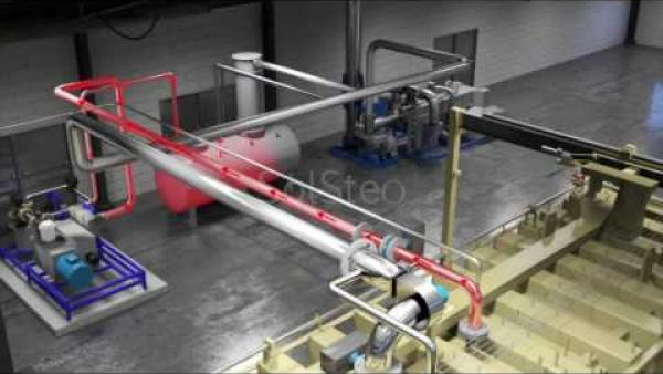 SOLSTEO - Industrial EO sterilization process