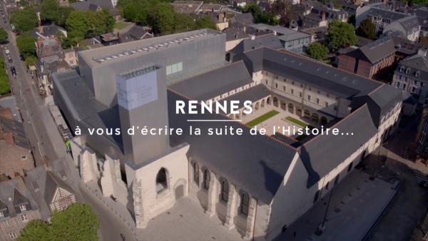 Centre des Congrès de Rennes - Couvent des Jacobins