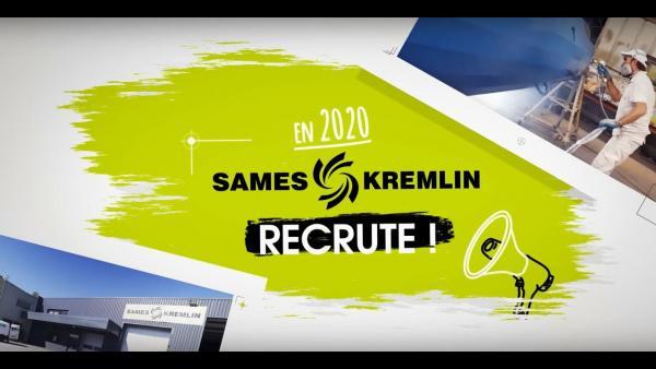 Interview Séverine Claeys, Directrice des Ressources Humaines | SAMES KREMLIN