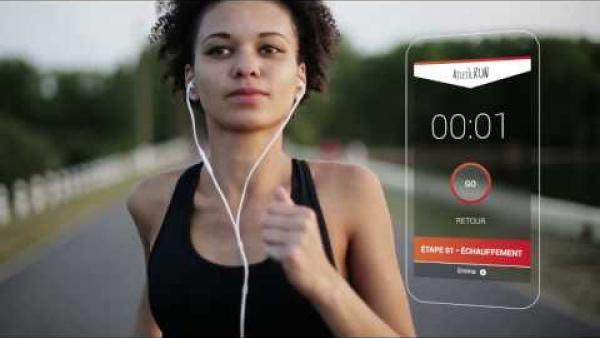 Testez vos capacités d'endurance avec AtleticRUN!