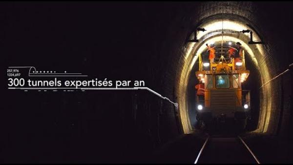 SNCF - Présentation de la DIVISION TUNNELS