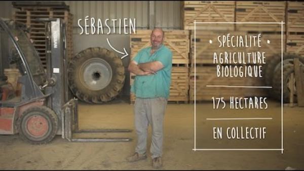 Crea Nostra - Producteurs de pommes de terre - 02 Sébastien